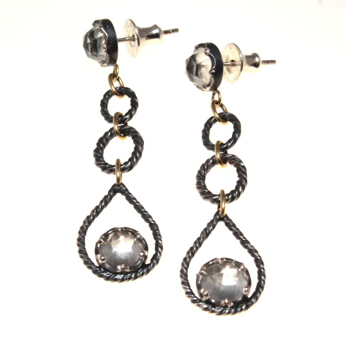 Cras Tibi Drop Earrings - product image