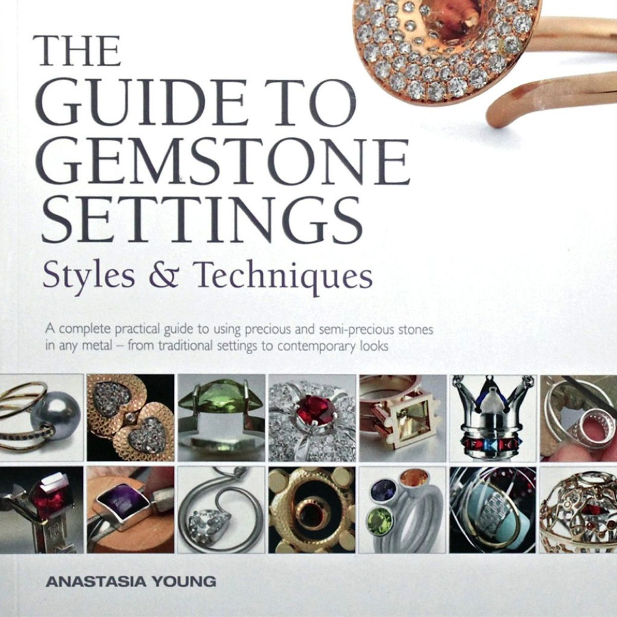 Gemstone Settings, SIGNED COPY - product image