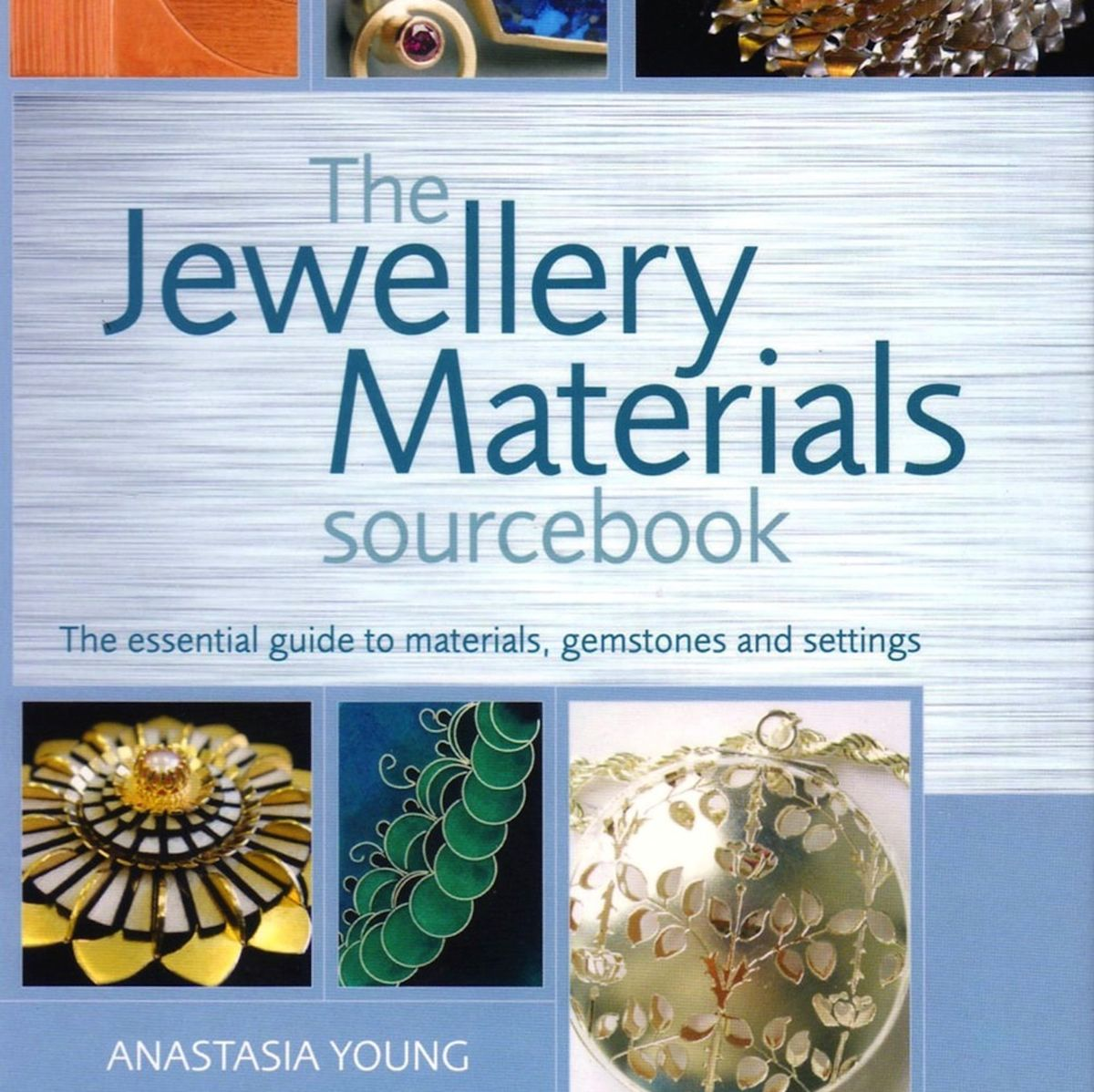 The Jewellery Materials Sourcebook, SIGNED COPY - product image