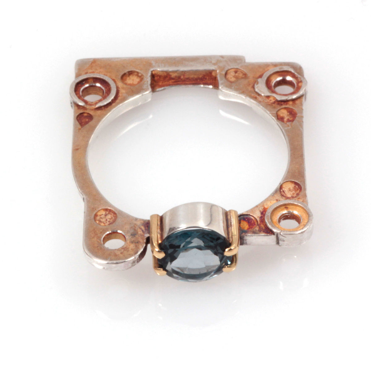 4/2 Ring, Topaz - product images  of