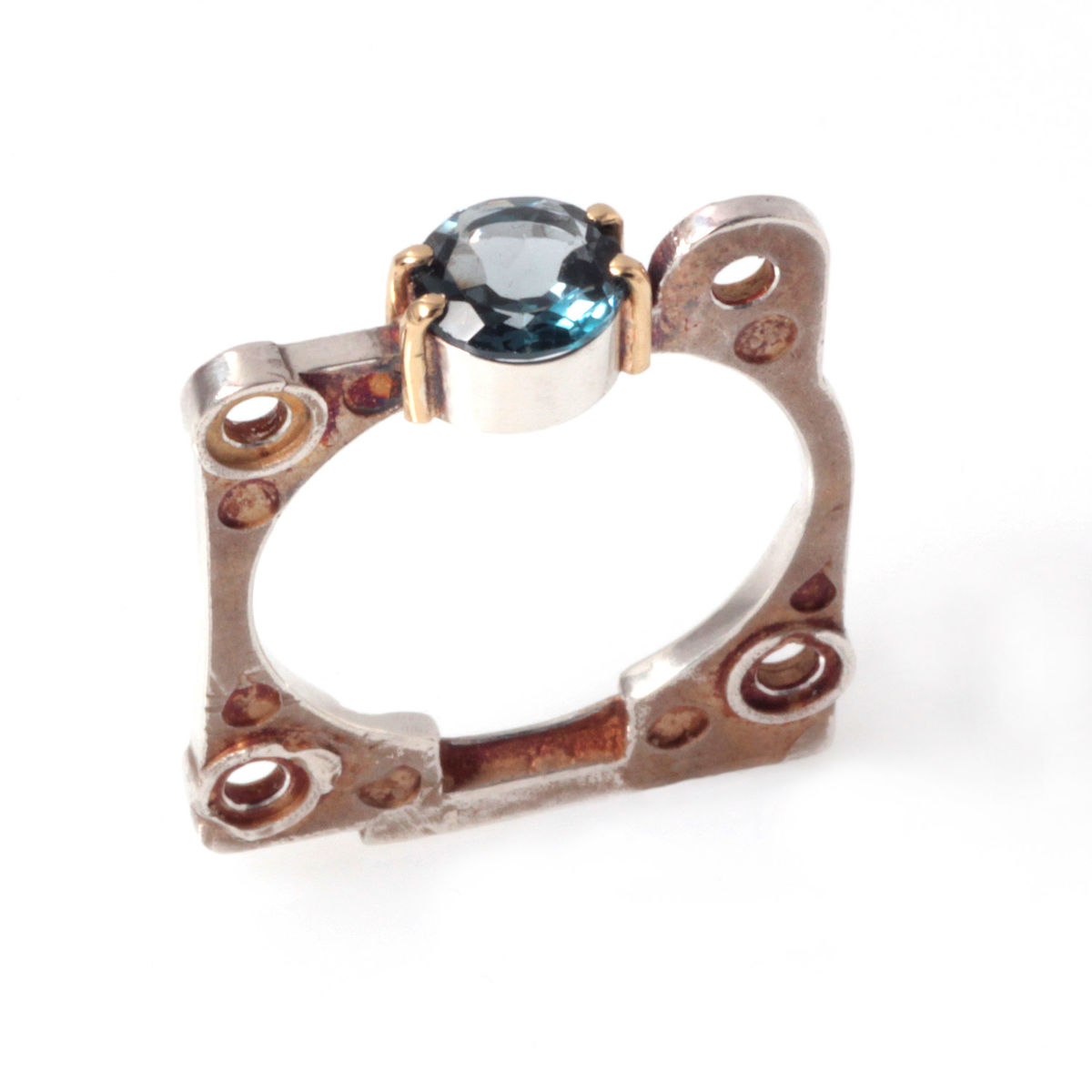 4/2 Ring, Topaz - product image