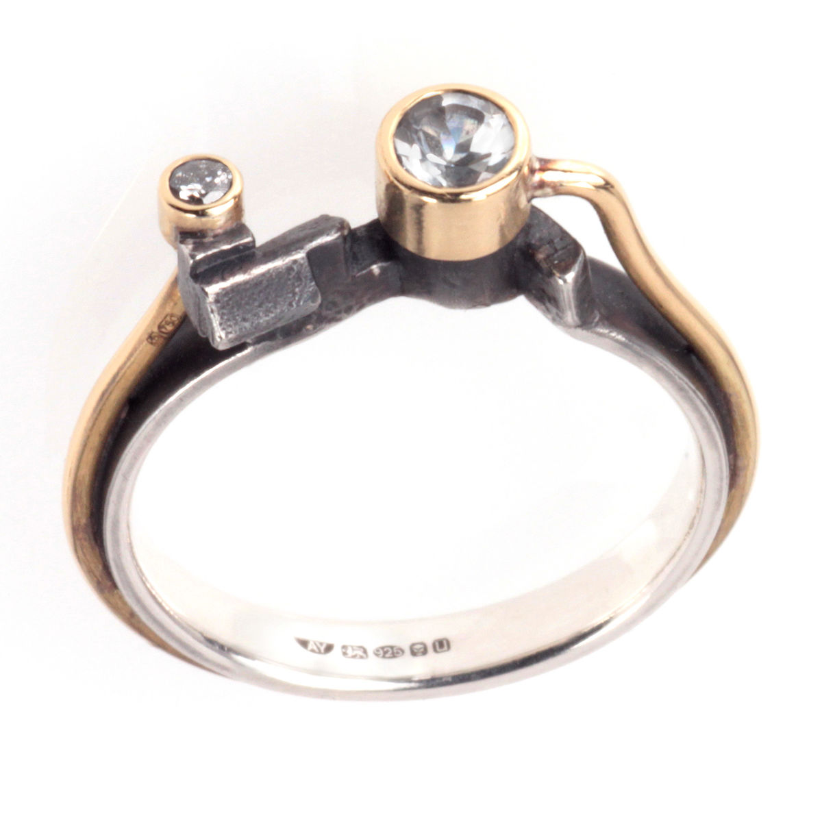 H2w Machina Ring - product image