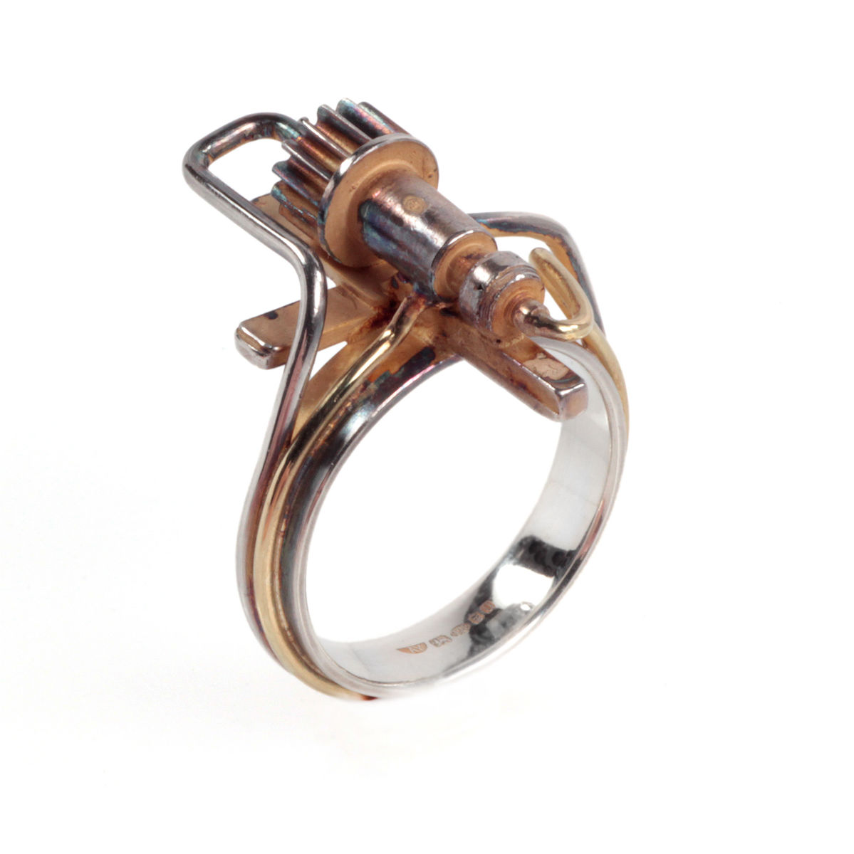 D8B Machina Ring - product images  of