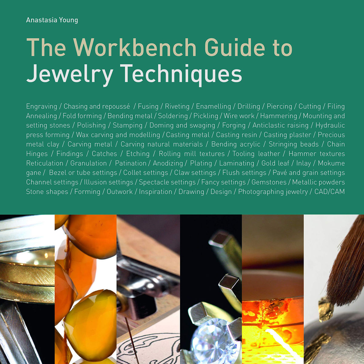 The Workbench Guide to Jewelry Techniques, SIGNED COPY - product image