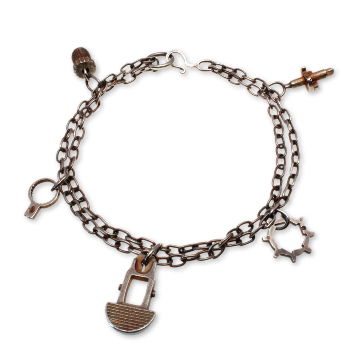 Machina Charm Bracelet - product image