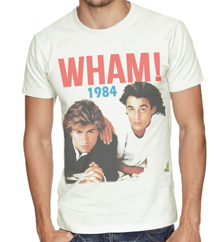 Men's WHAM T-Shirt - Vintage White  - product images  of