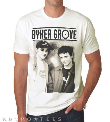 Byker,Grove,PJ,And,Duncan,Poster,T-shirt,byker grove pj and duncan Ant Dec lets get ready rumble saturday night takeaway retro t shirt