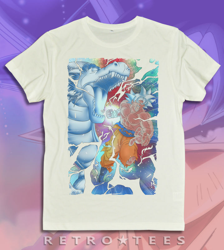 Men's DRAGONBALL T-Shirt Featuring Goku  - product images  of