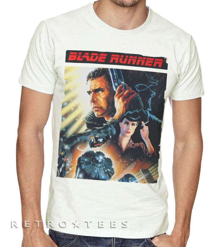 MEN'S Blade Runner Movie T-shirt - Retro Tees - product images  of