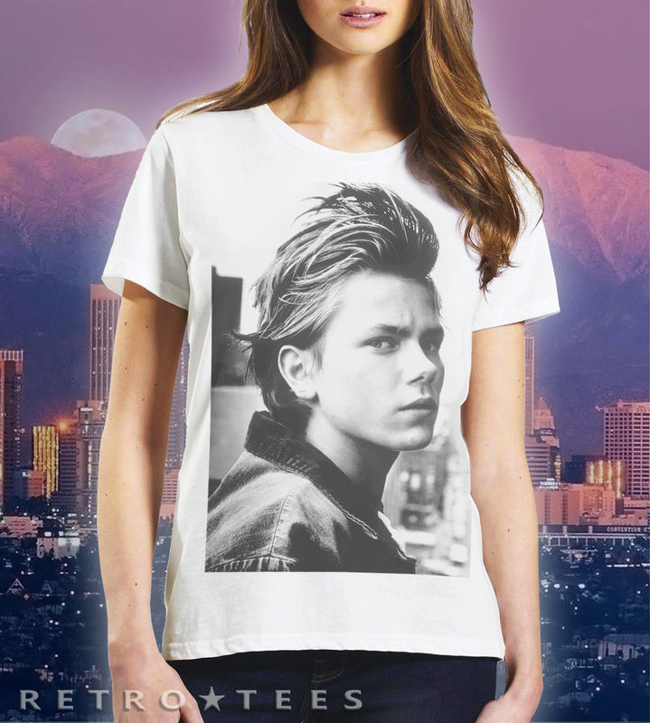 River Phoenix Ladies T-shirt  - product images  of