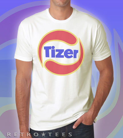 Tizer,Retro,Logo,T-shirt,christmas gift Tizer Logo retro Fizzy Pop Fun Childhood Memories 80s tees tshirt