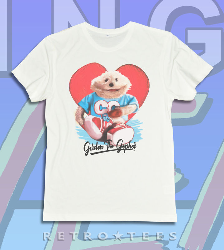 Gordon The Gopher T-shirt - Ladies  - product images  of