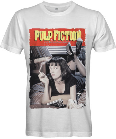 90s,PULP,FICTION,Movie,Poster,T-shirt,Pulp Fiction TV Retro 80s retro Fan t-shirt cult movie film