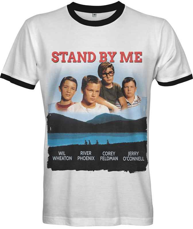 STAND BY ME Movie T-shirt - product images  of