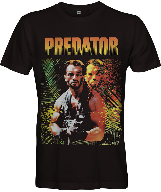 PREDATOR Movie Poster T-shirt  - product images  of