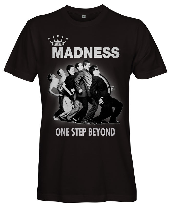 MADNESS T-shirt - Ladies One Step Beyond - Our House Top - product images  of