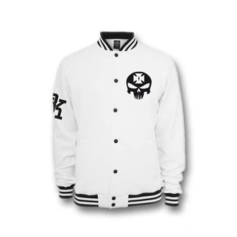 **LIMITED**,Jacke Bavaria Kustomz Brotherhood College