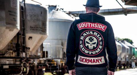 SOUTHSIDE,Brotherhood Bavaria Kustomz