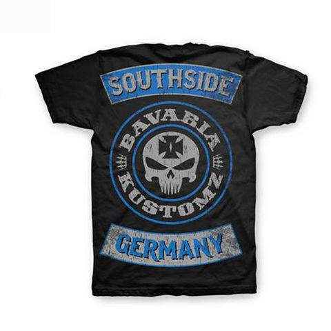 SOUTHSIDE,18,Jacke Brotherhood bavaria kustomz german