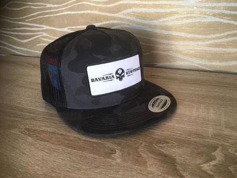 BLACK,II,Brotherhood Bavaria Kustomz cap