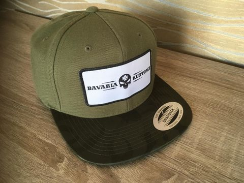 CAMO,II,Brotherhood Bavaria Kustomz cap