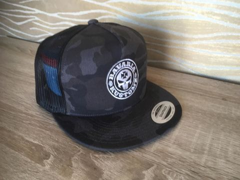 B-TAN,Brotherhood Bavaria Kustomz cap