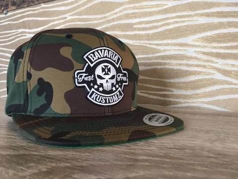ARMY,Brotherhood Bavaria Kustomz cap