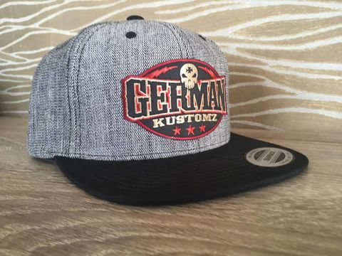 GRAYZ,Brotherhood Bavaria Kustomz cap