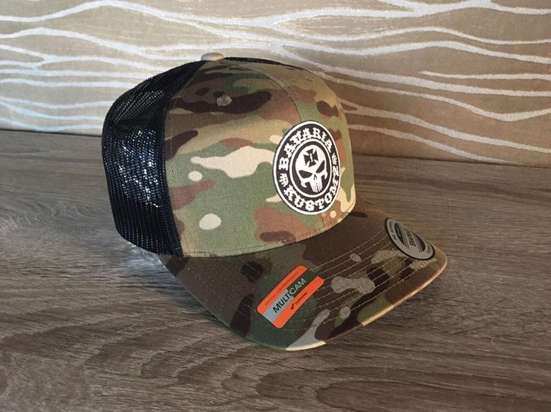 TRUCKER O - product image