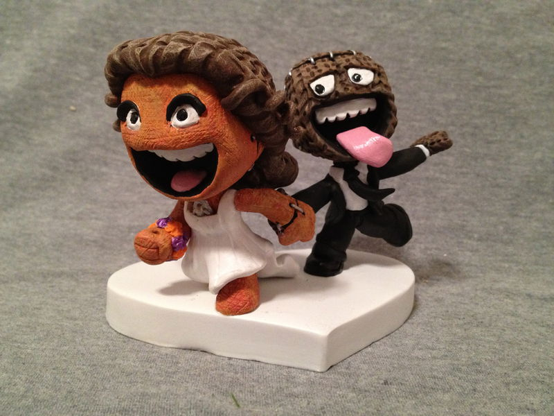 Little Big Planet® Cake Toppers - product image