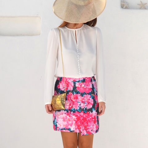 FLORENCE SKIRT / FALDA - product images  of