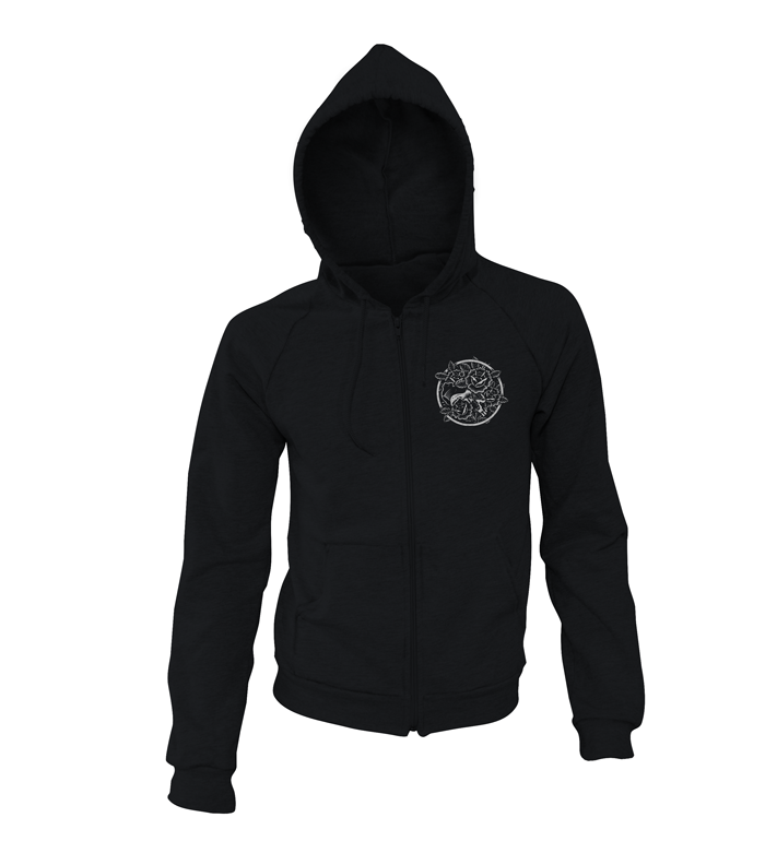 L-D-T-E Zip-up Hoodie - product images  of
