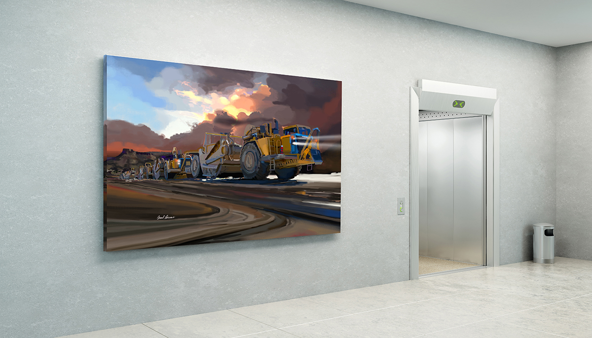 Art for Construction Industry Leaders