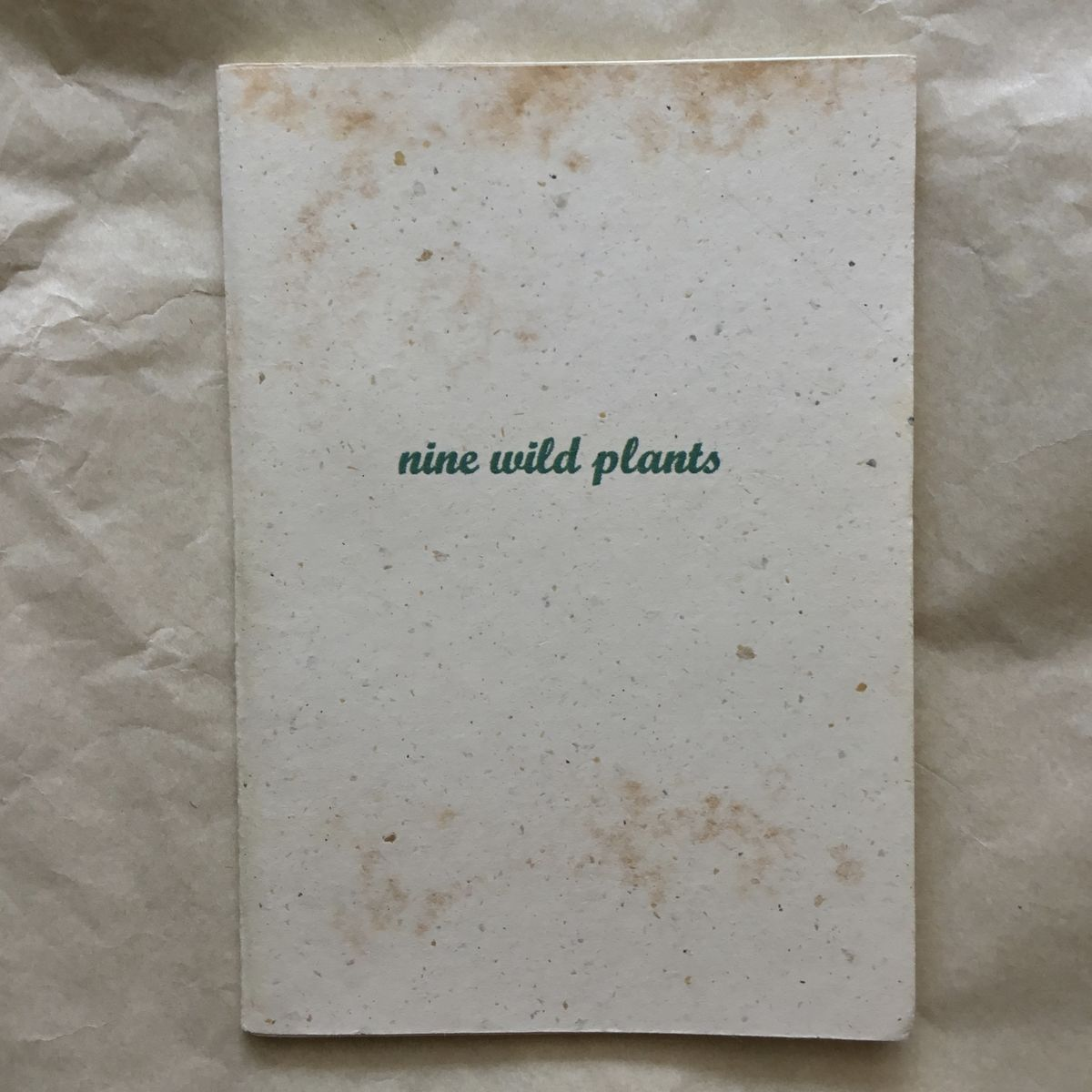 Nine Wild Plants - product images  of