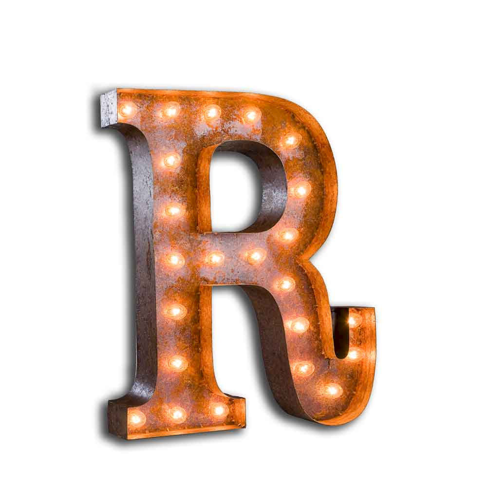 Letter Light R - product images  of
