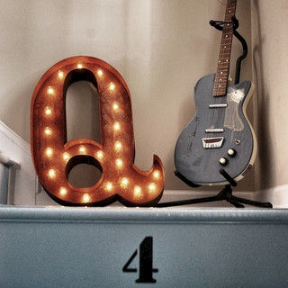 Letter Light Q - product images  of