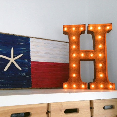 Letter Light H - product images  of