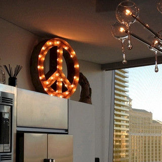 Letter Light (Peace Sign) - product images  of