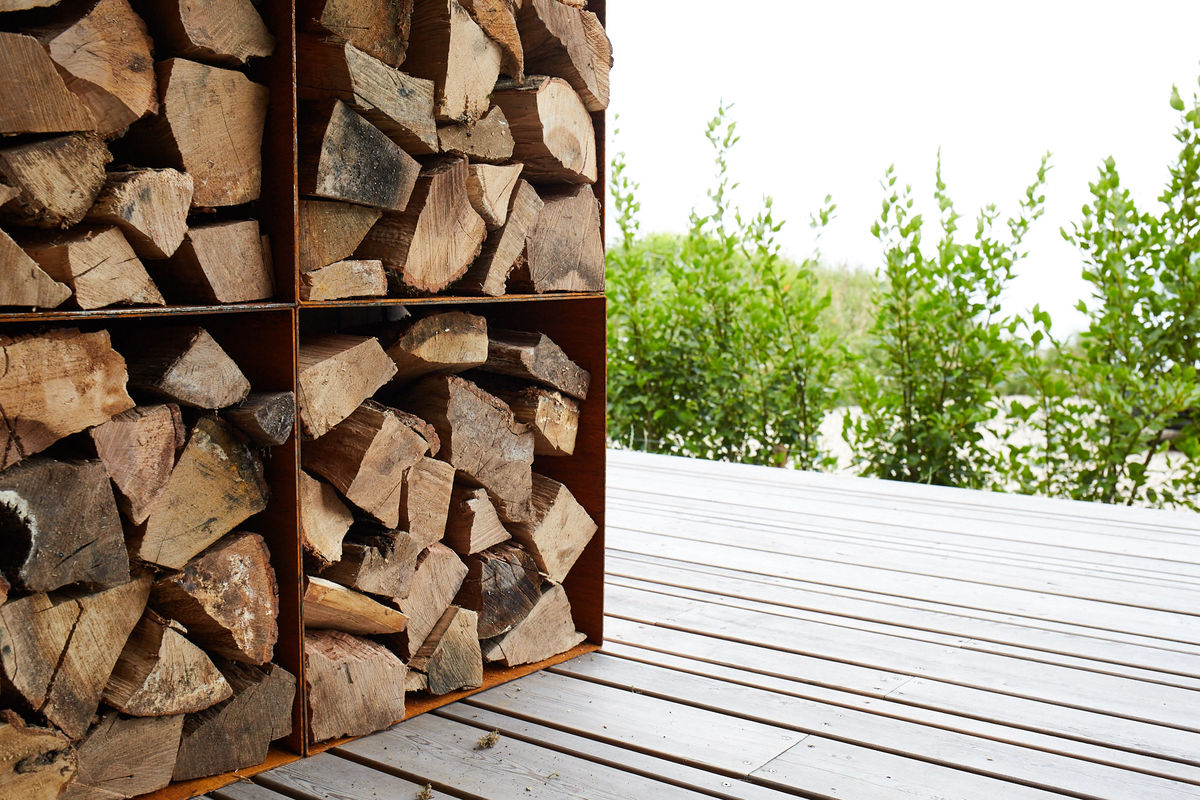 Square Modular Log Pods - product images  of