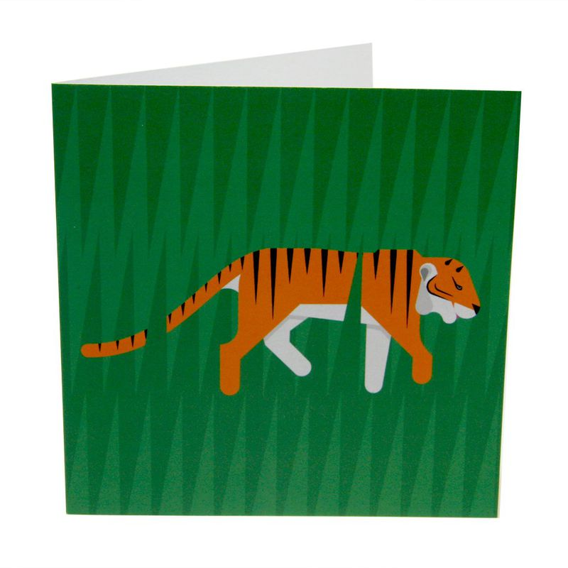 Animal Greeting Cards by Alan Dalby (Four Pack) - product images  of