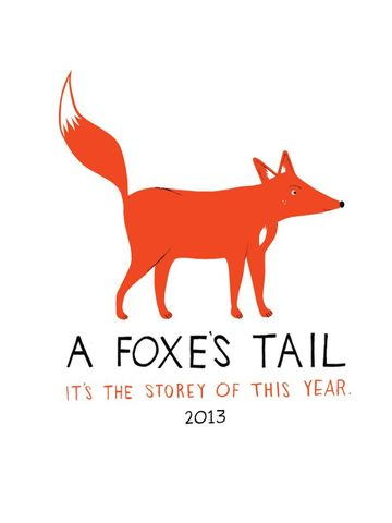 A,Foxes,Tail,1,by,Nicholas,Saunders,(5,Layer,Screen,Print),Nick, Nicholas, Saunders, Artist, Illustrator, Foxes, Tail, Allotment, Series, Screen, Print, Illustration, Art, Shop, Sale, Manchester, Column, Arts, Agency, Birmingham, London
