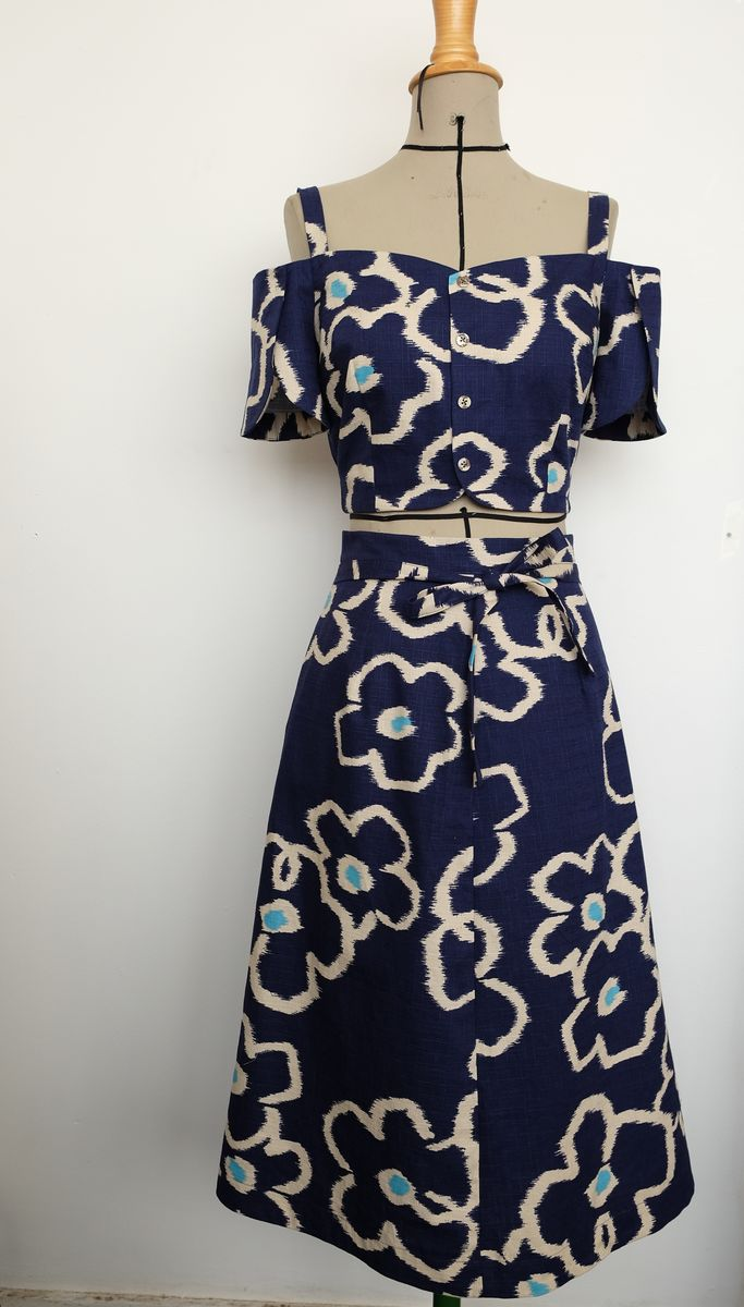 Samikaze set-up dress - product image