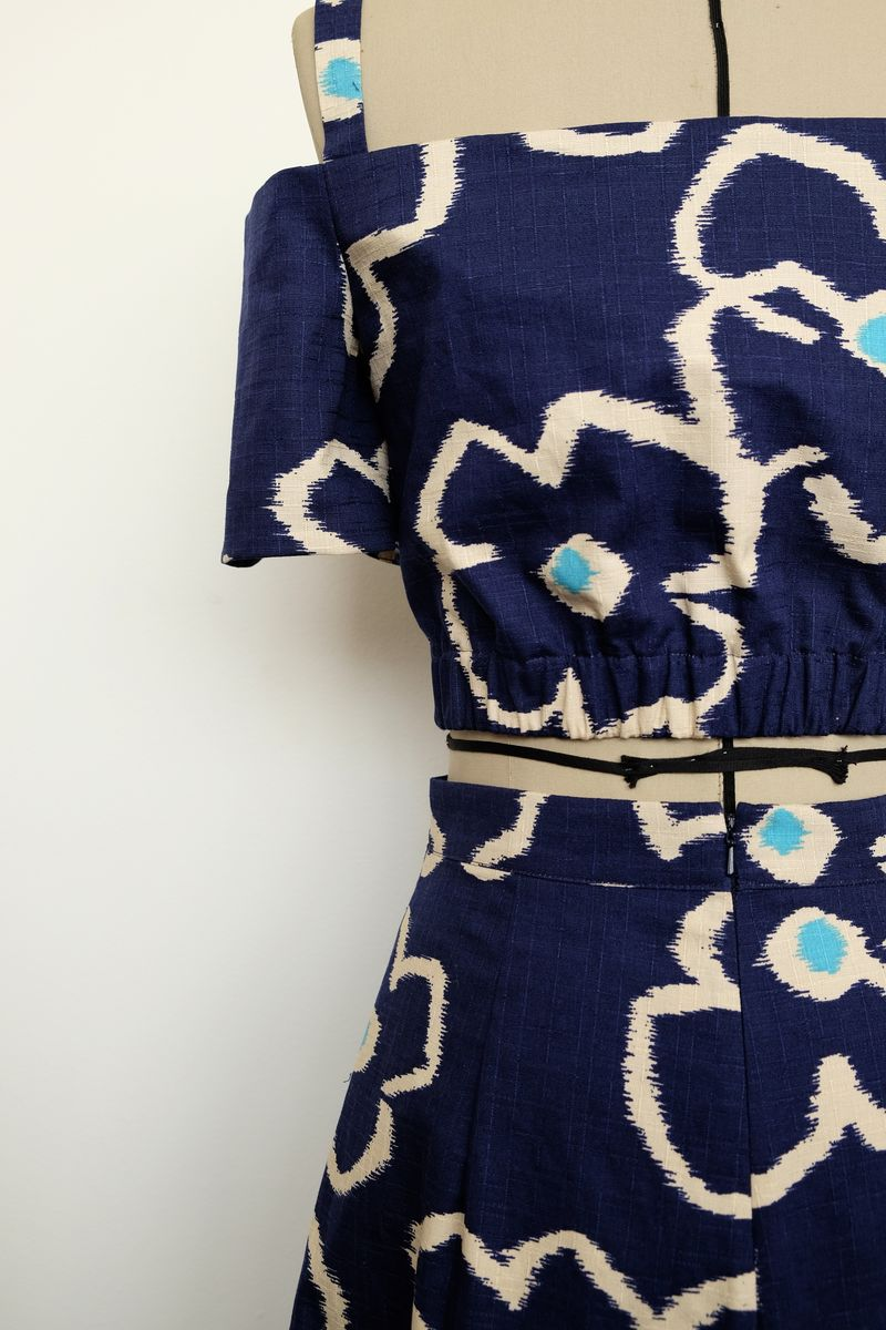 Samikaze set-up dress - product images  of