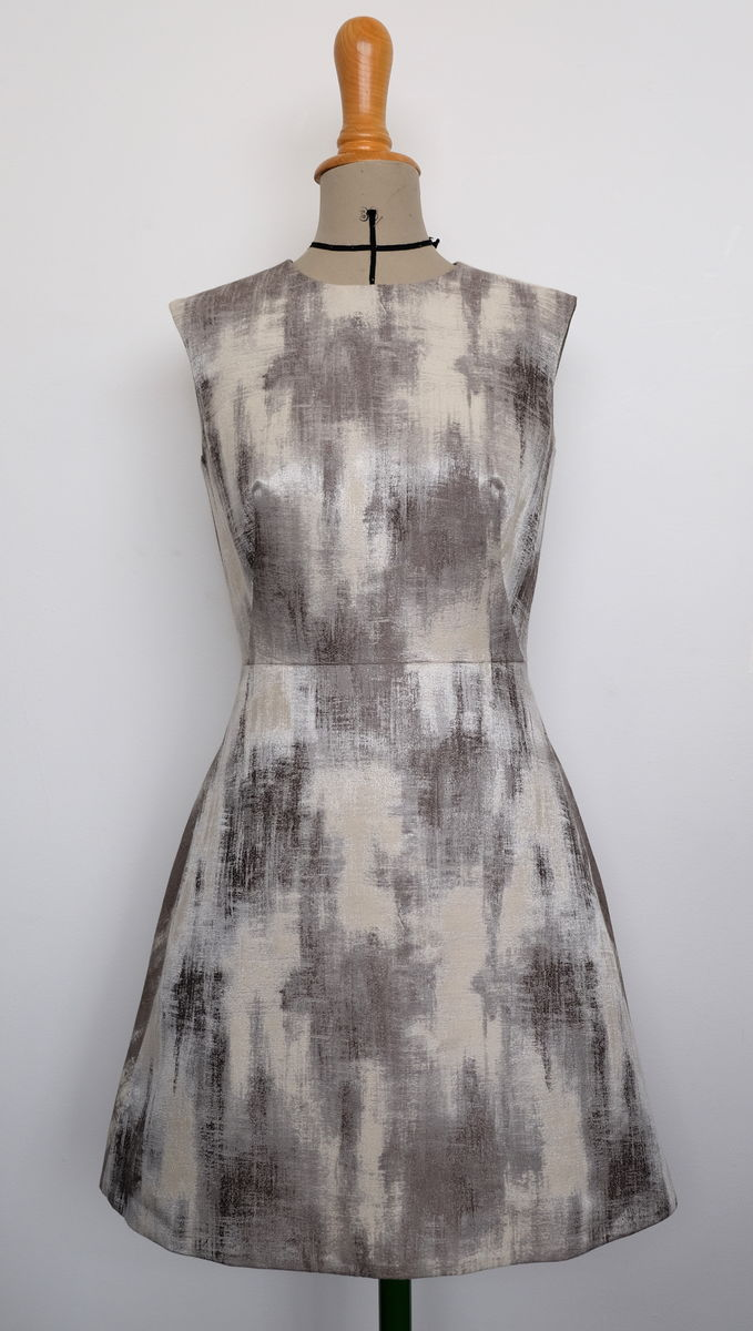 Noelle Silver Dress - product images  of