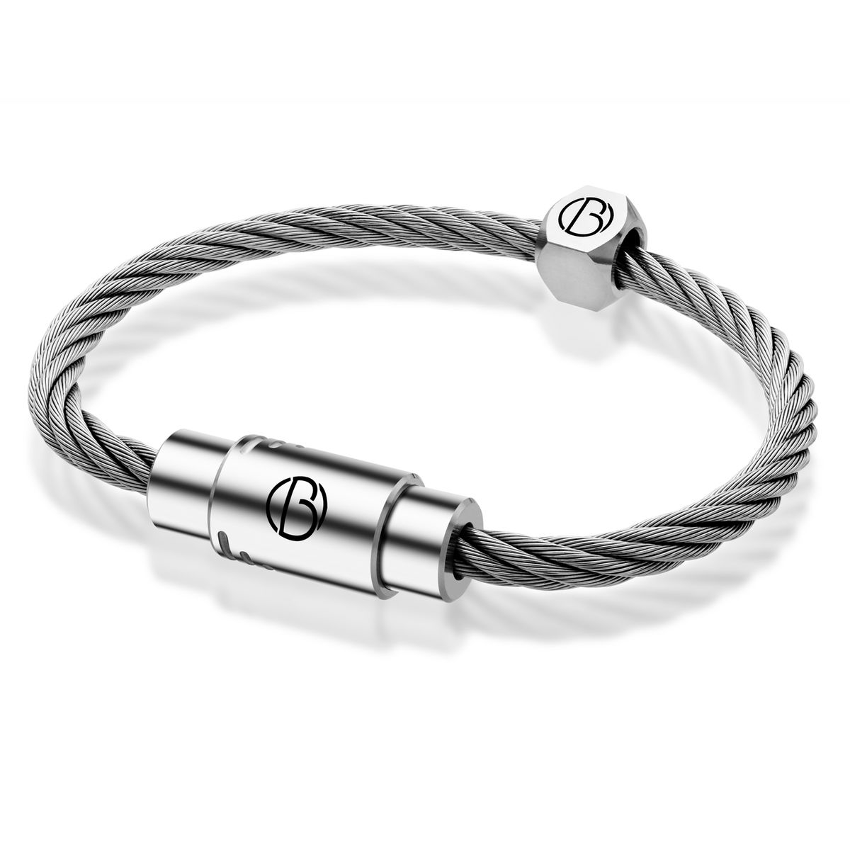 CABLE™ Stainless Steel Bracelet Baileys of Sheffield - product image