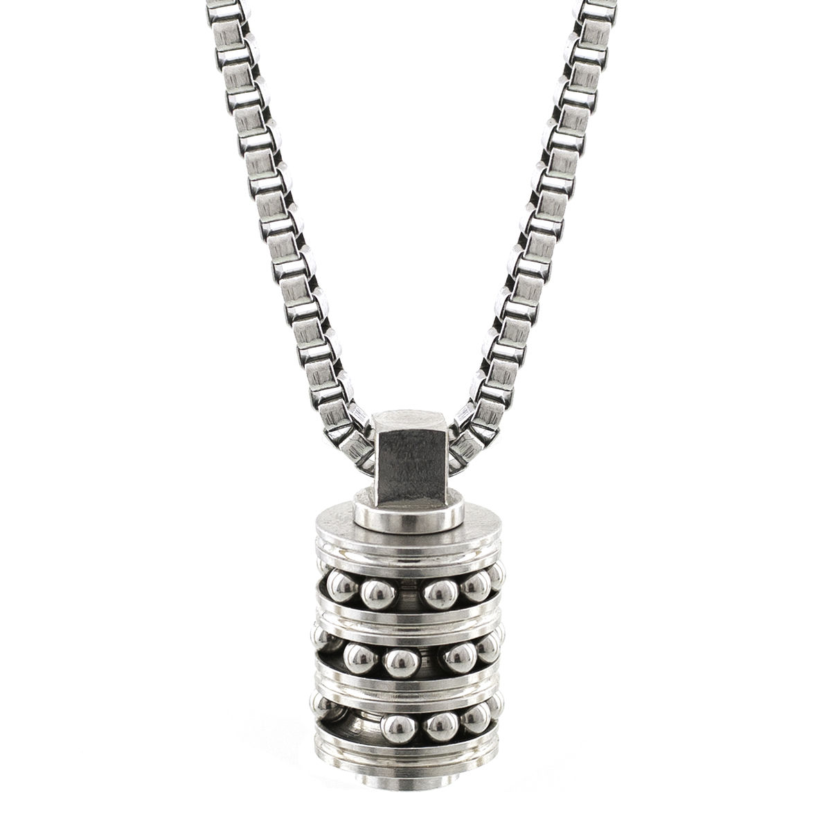 Chaser necklace by Bailey of Sheffield - product image