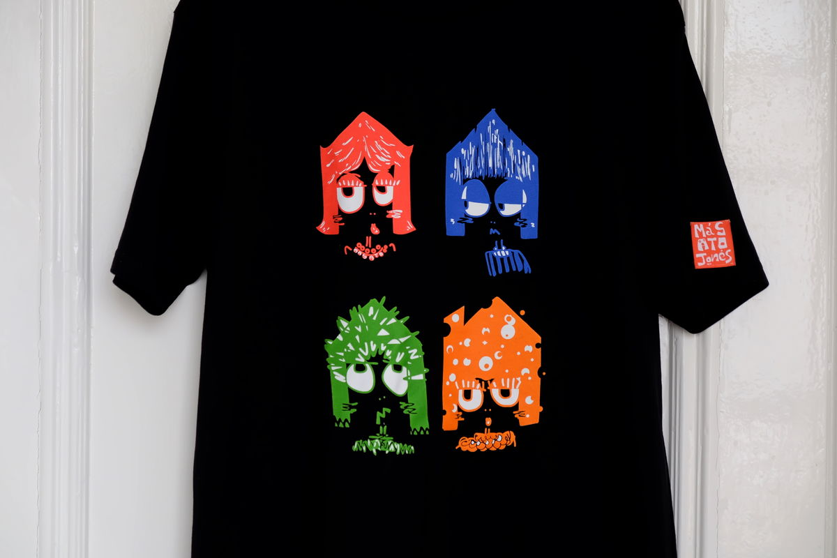 Our House 100% organic cotton limited T-shirt - product images  of
