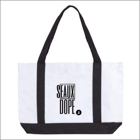 SEAUX DOPE TOTE- AVAILABLE AUG 5TH - product image