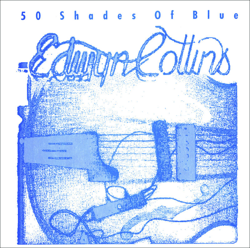 Edwyn Collins: 50 Shades of Blue (12 inch vinyl) - product image