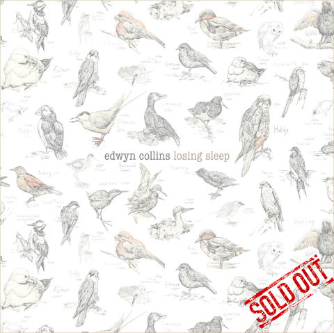 Edwyn,Collins:,Losing,Sleep,Double,LP,(with,free,CD),Losing Sleep, Edwyn Collins, solo albums